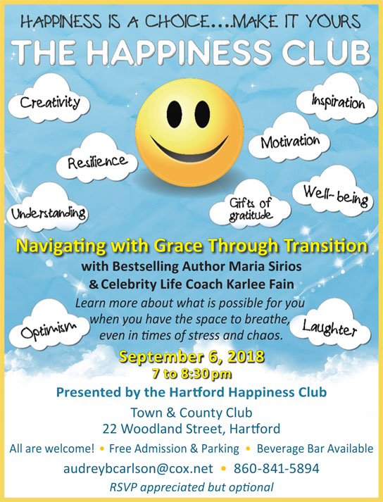 september 6 happiness club